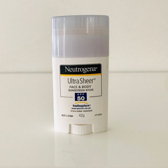 neutrogens sunscreen