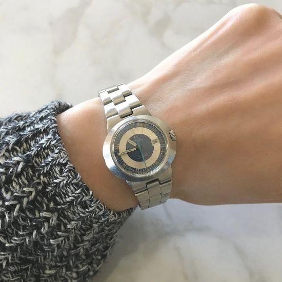 オメガのアンティーク腕時計