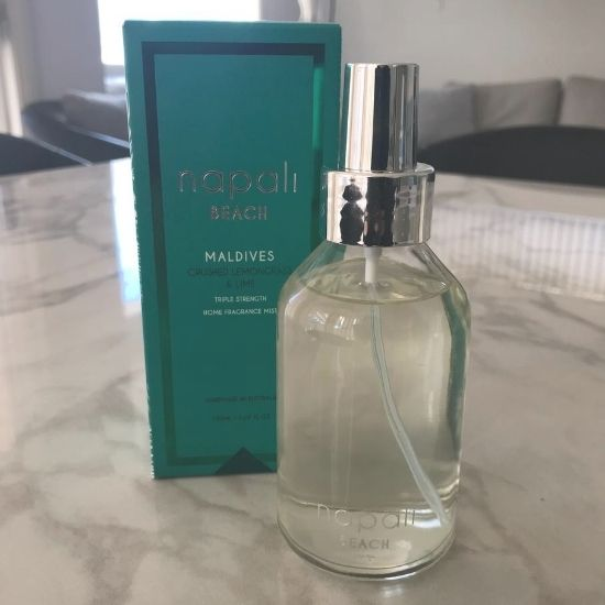 シトラス系の香りのルームスプレー