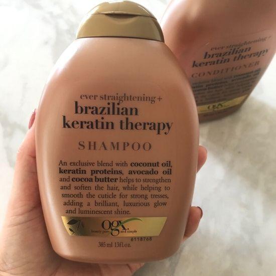 OGXブラジルケラチンセラピーシャンプー
