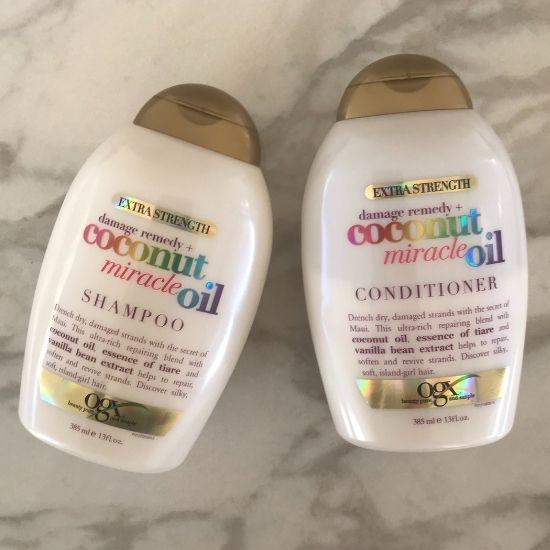 OGX ココナッツ ミラクル オイル